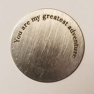 Origami Owl LG Inscriptions plate